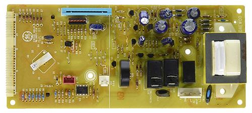 GE Microwave Control Board WB27X21026 1 500