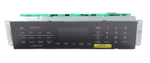 Oven Control Board WP5701M796-60 2