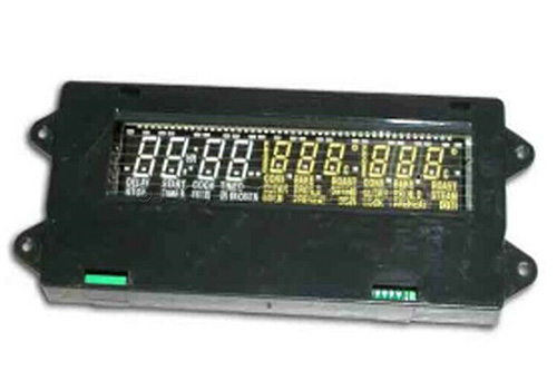 Range Clock Control Board WP71001872 1
