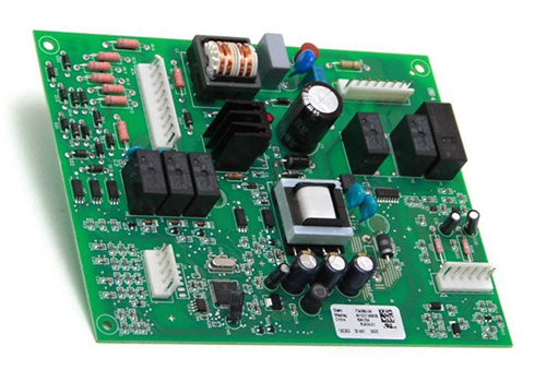 UpStart Components Brand Compatible with WPW10366605 Control Board W10366605 Defrost Control Board Replacement for Maytag MSF25C2EXB00 Refrigerator