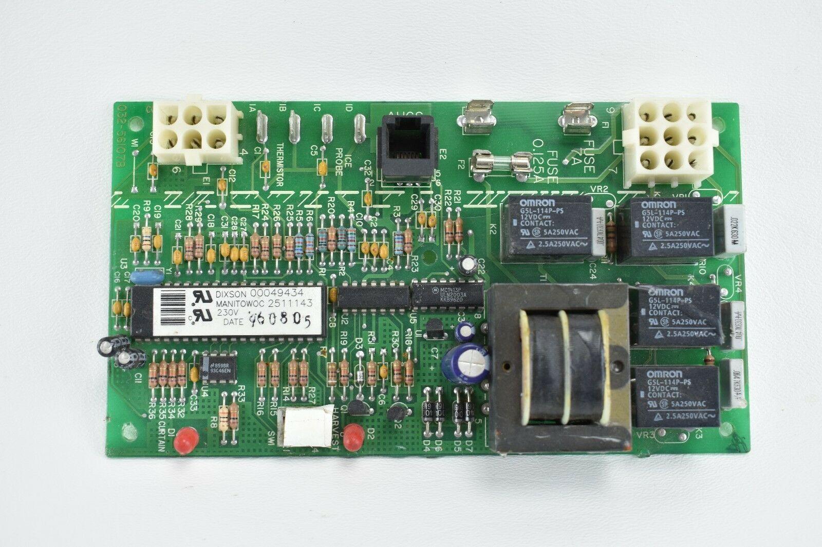 ✠ Genuine Manitowoc Ice Machine , Control Board # 2511143