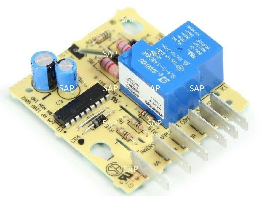 WPW10352689 Whirlpool Replacement Refrigerator Control Board