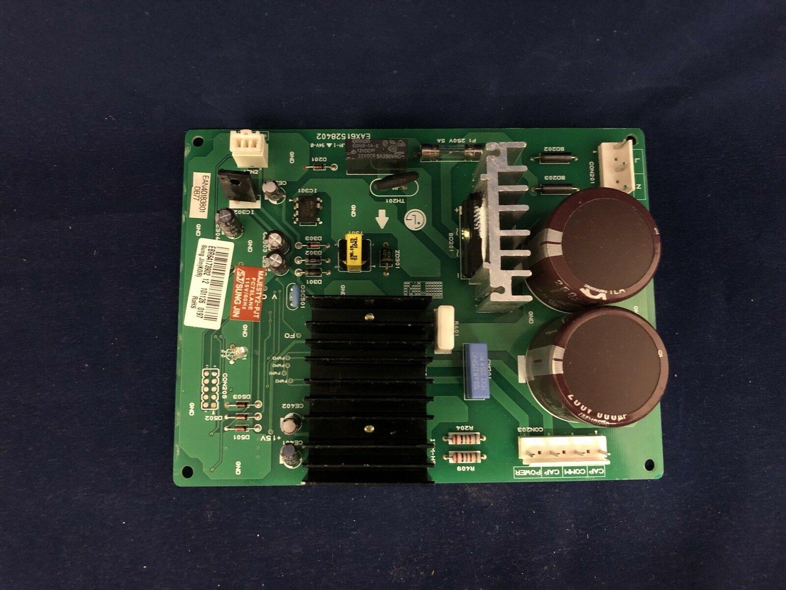 Fast shipping- LG Refrigerator Main Control Board EBR64173902