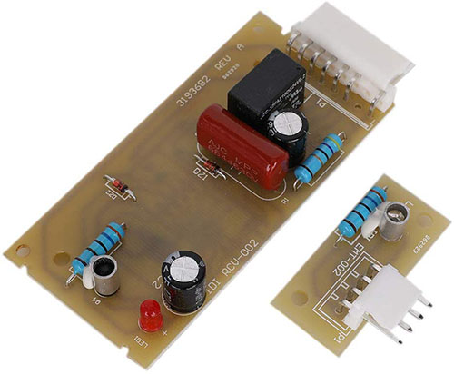 4389102 Refrigerator Ice Maker Sensor Control Board