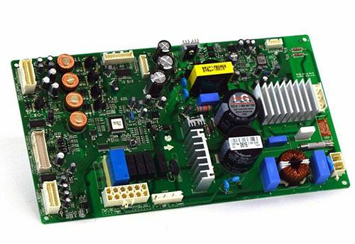 EBR78940616 LG Refrigerator Control Board