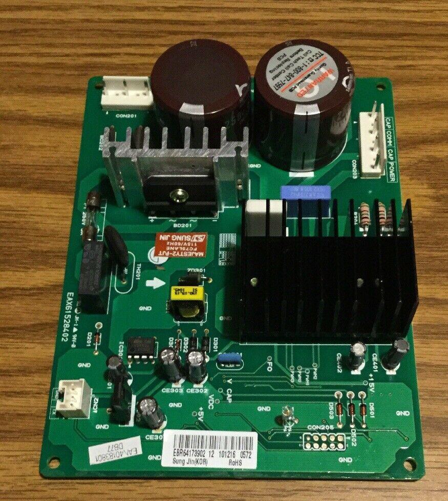LG Refrigerator Main Control Board EBR64173902