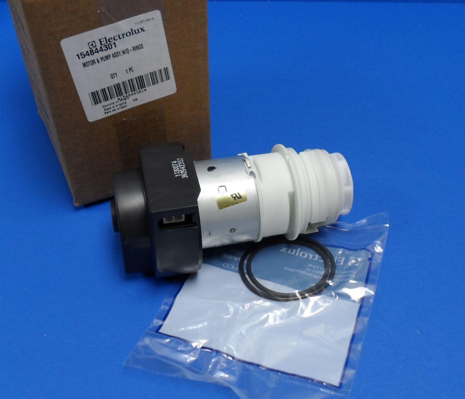 Frigidaire 154844301 Dishwasher Motor Kit NEW OEM