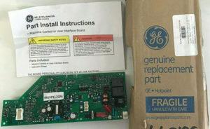 GDF610PGJ5BB GE Dishwasher Control Board