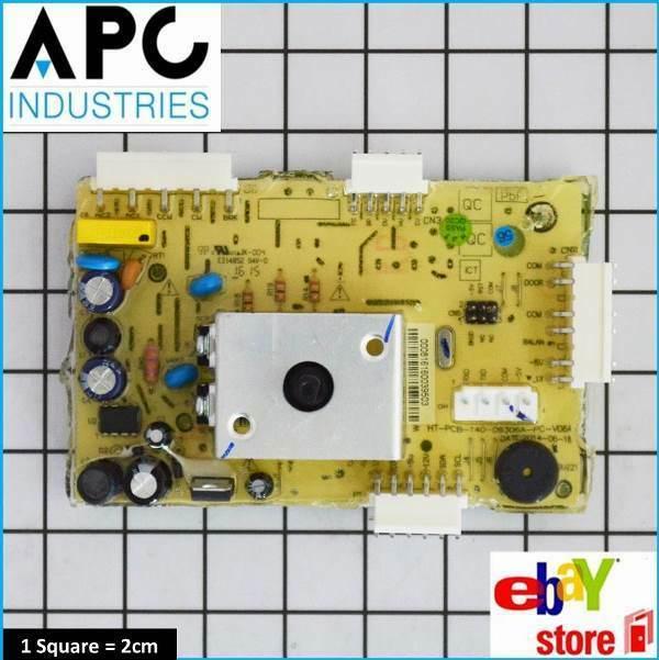 GENUINE SIMPSON WASHING MACHINE CONTROL BOARD PART # 0133200119