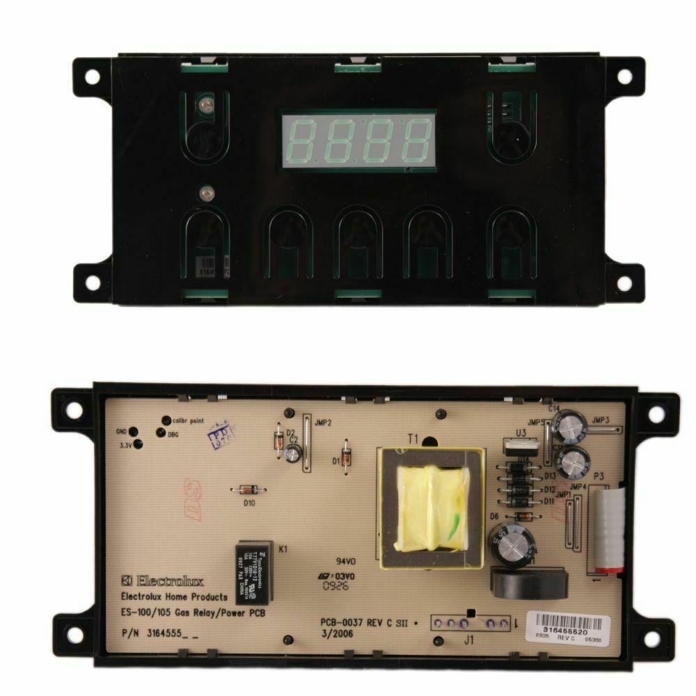 Genuine 316455410 Frigidaire Range Oven Control Board
