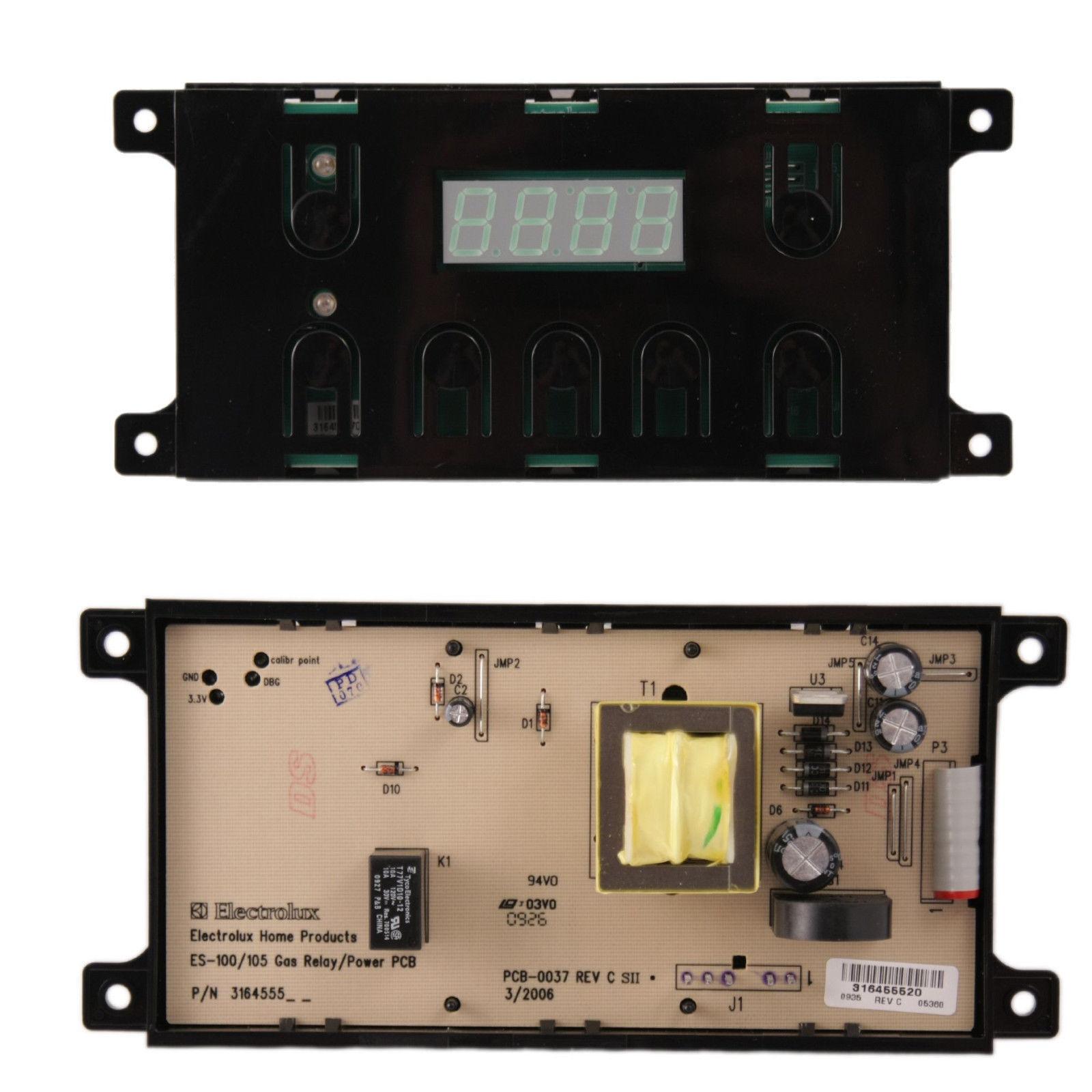 Genuine OEM Frigidaire 316455410 Oven Control Board for Gas Range 316455430