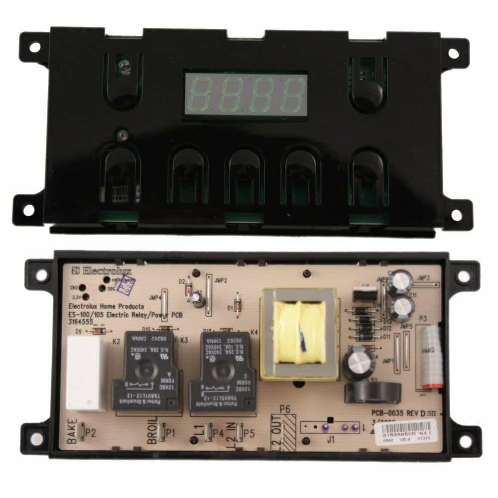 Genuine OEM Frigidaire Kenmore 316455420 Oven Control Board 316222811 AP3960228