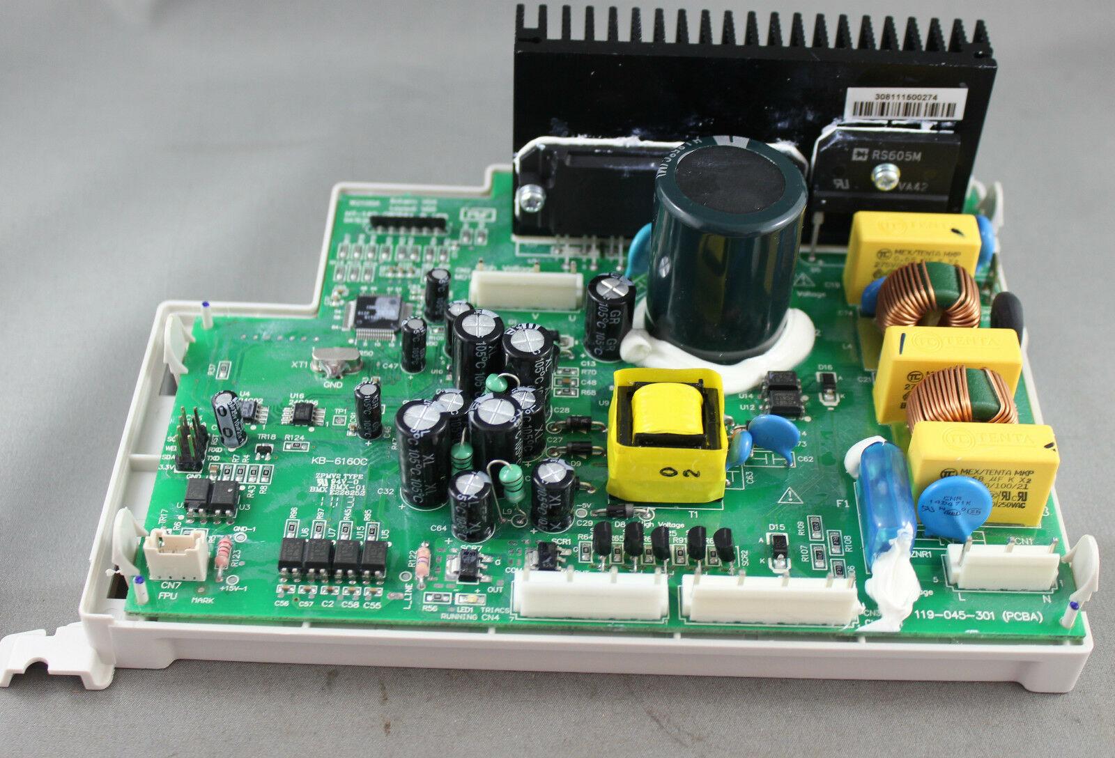 Genuine Simpson EziSensor Washing Machine Main Control Board SWT552SA SWT605SA