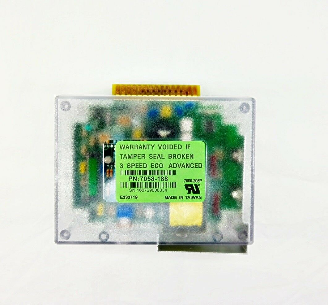 Heatilator EcoChoice PS35, PS50, CAB50 Control Box Circuit Board SRV7058-188