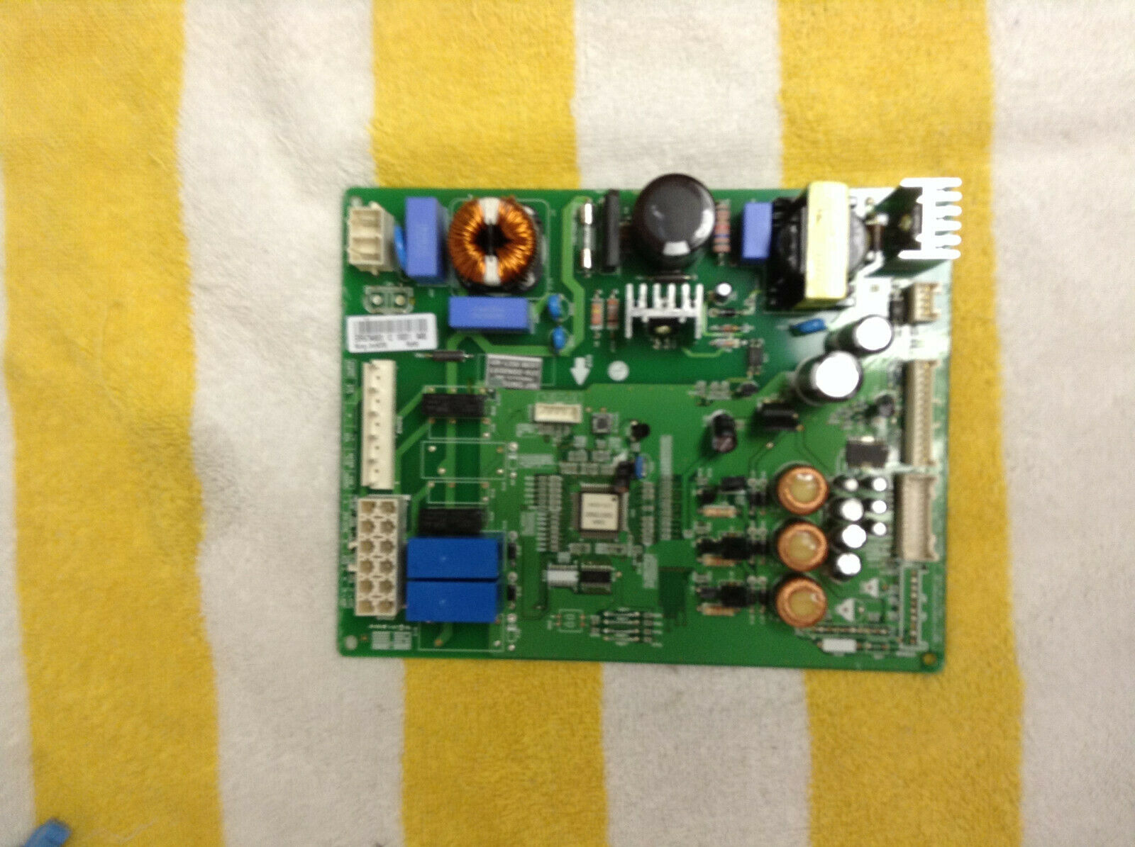 LG Refrigerator Electronic Control Board  EBR67348001 free shipping