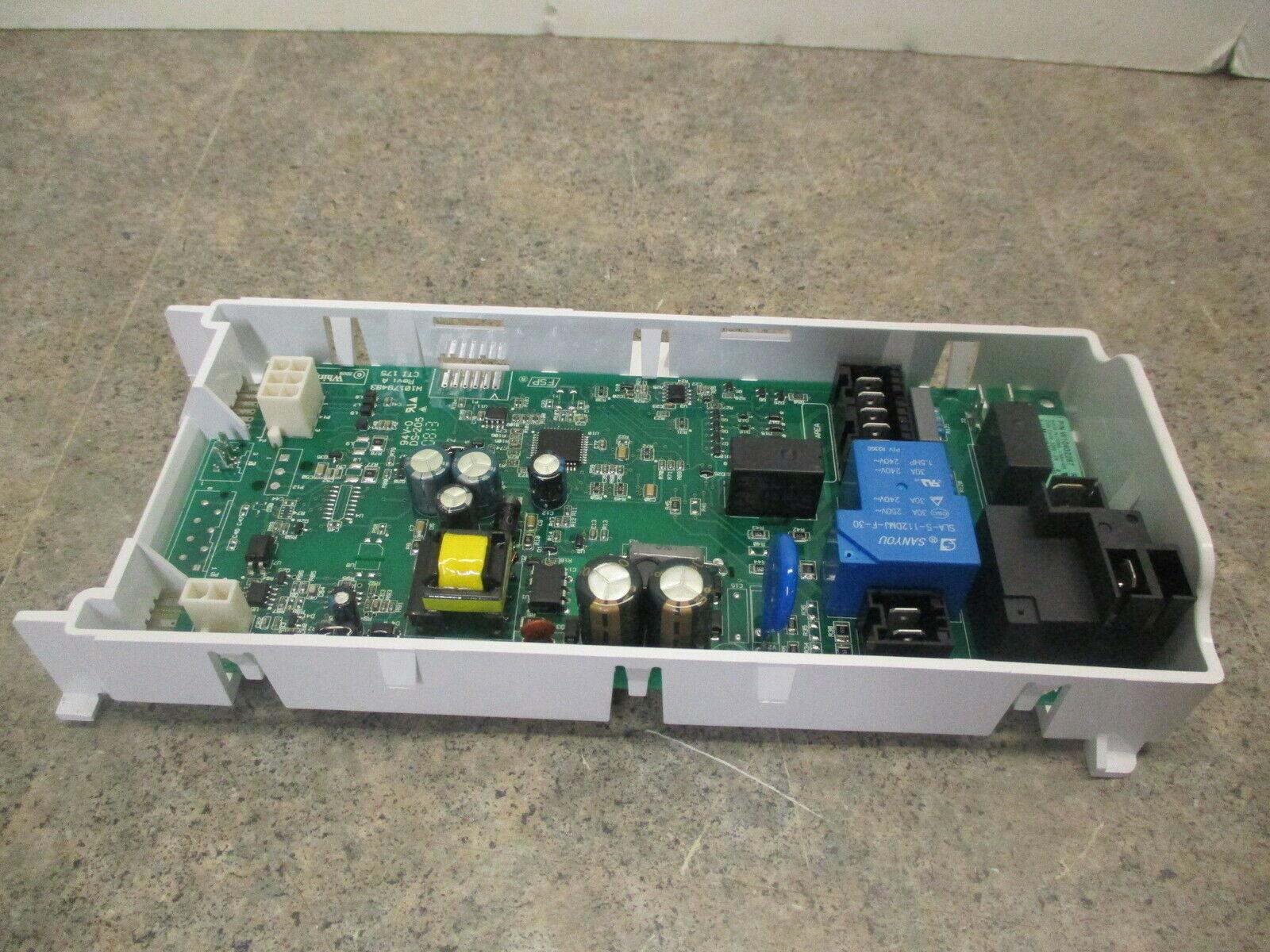 MAYTAG DRYER CONTROL BOARD PART # W10432257