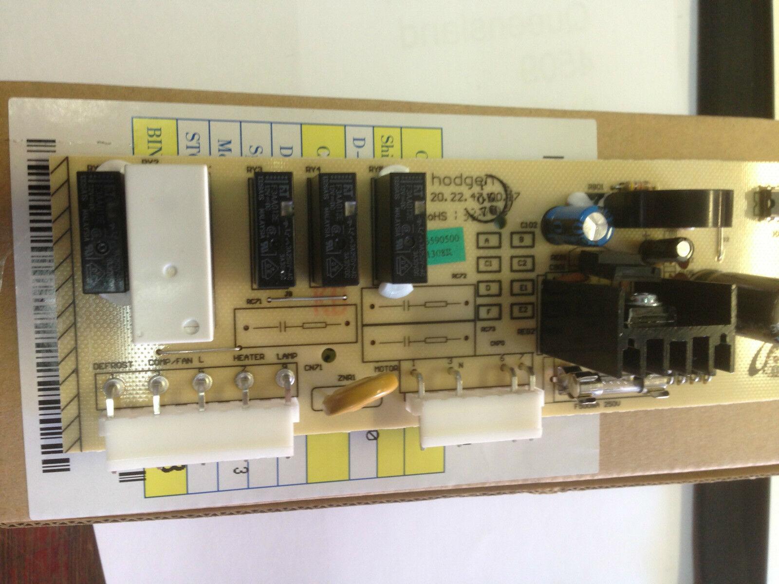 NEW SAMSUNG FRIDGE FREEZER MAIN CONTROL BOARD DA41-00205C