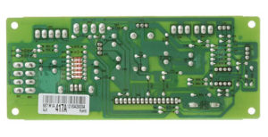 WB27X10861 GE Microwave Control Board