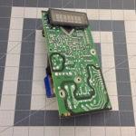 WB27X10931 GE Microwave Control Board