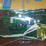 WD21X23456 GE Dishwasher Control Board