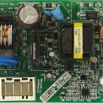 WPW10356039 Whirlpool Refrigerator Control Board