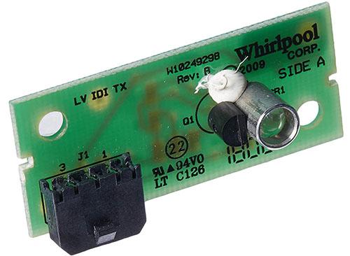 Whirlpool W10870822 Emitter Control Board