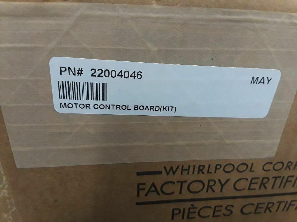 motor control board kit 22004046