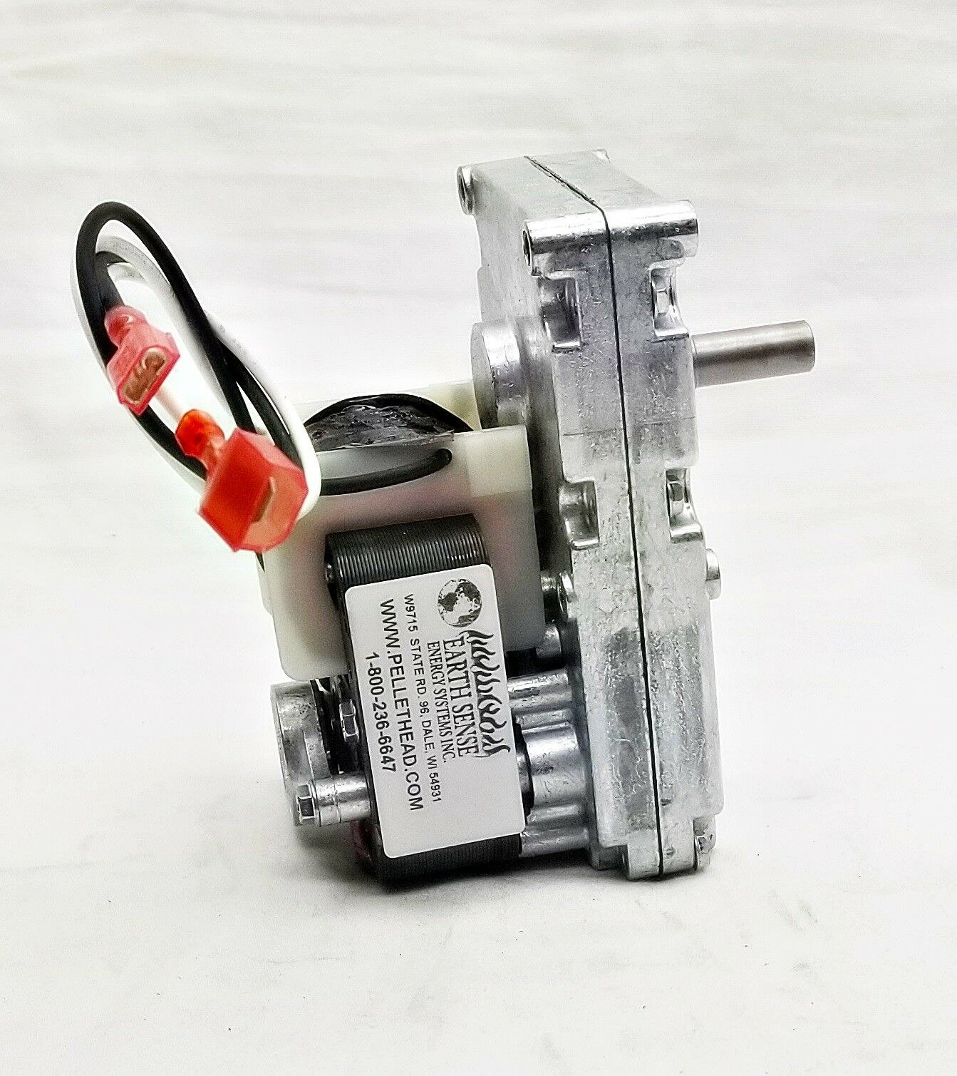 ENVIROFIRE M55 Auger Feed Motor, Enviro Fire Pellet Stove 2 RPM CW, 50-2054 SALE