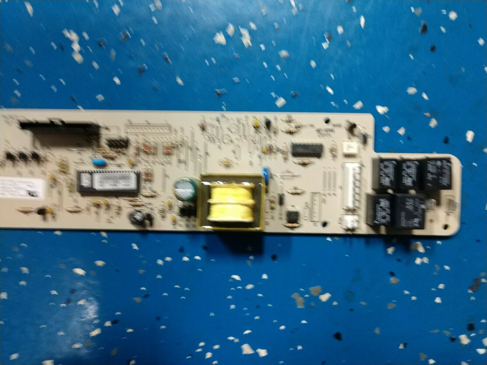 FRIGIDAIRE DISHWASHER CONTROL BOARD PART# 154759002, 807024501, 154752701!!!
