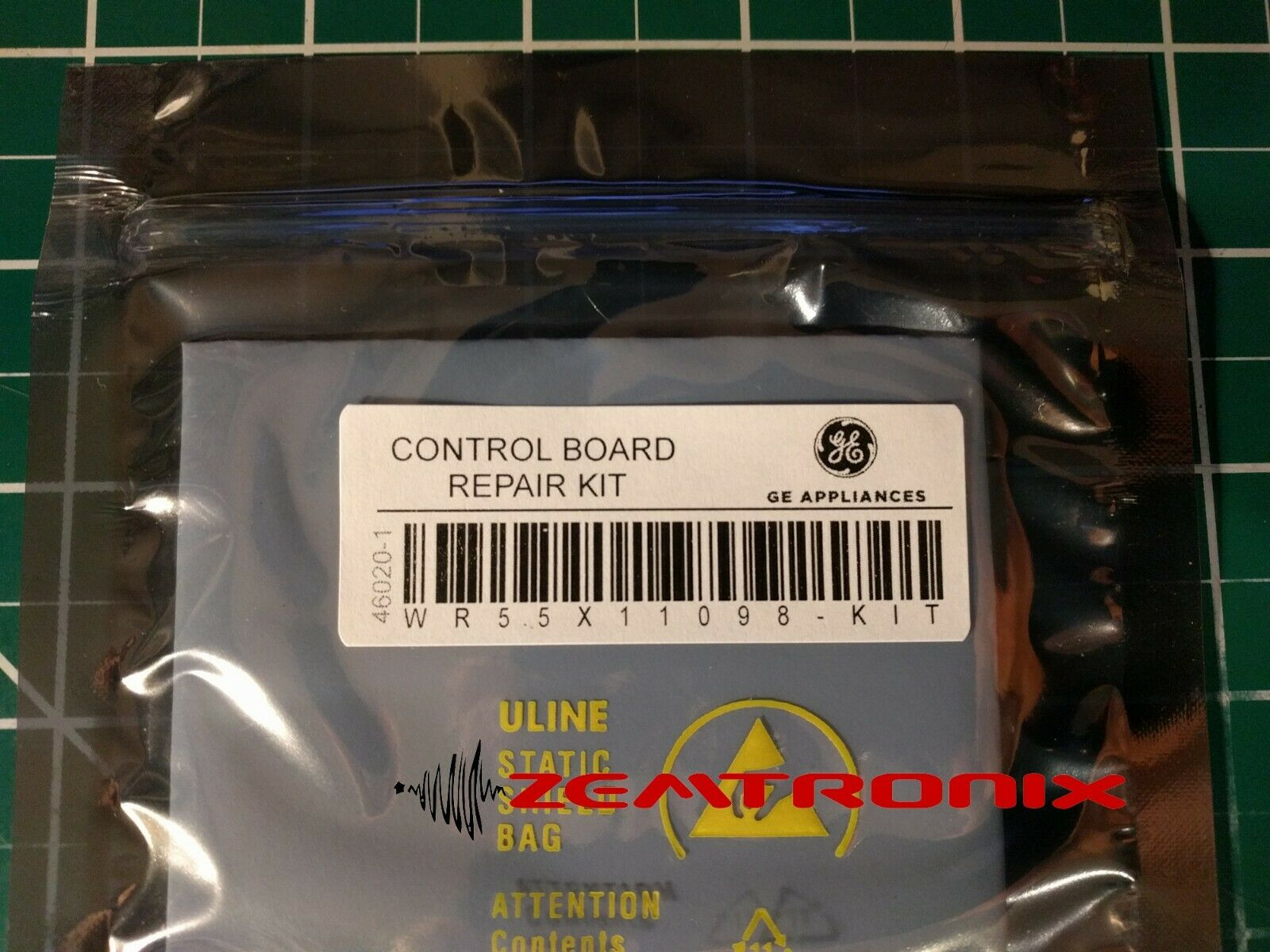 Control Board Repair Kit for WR55X11098 225D3466G007 GE RCA Hotpoint