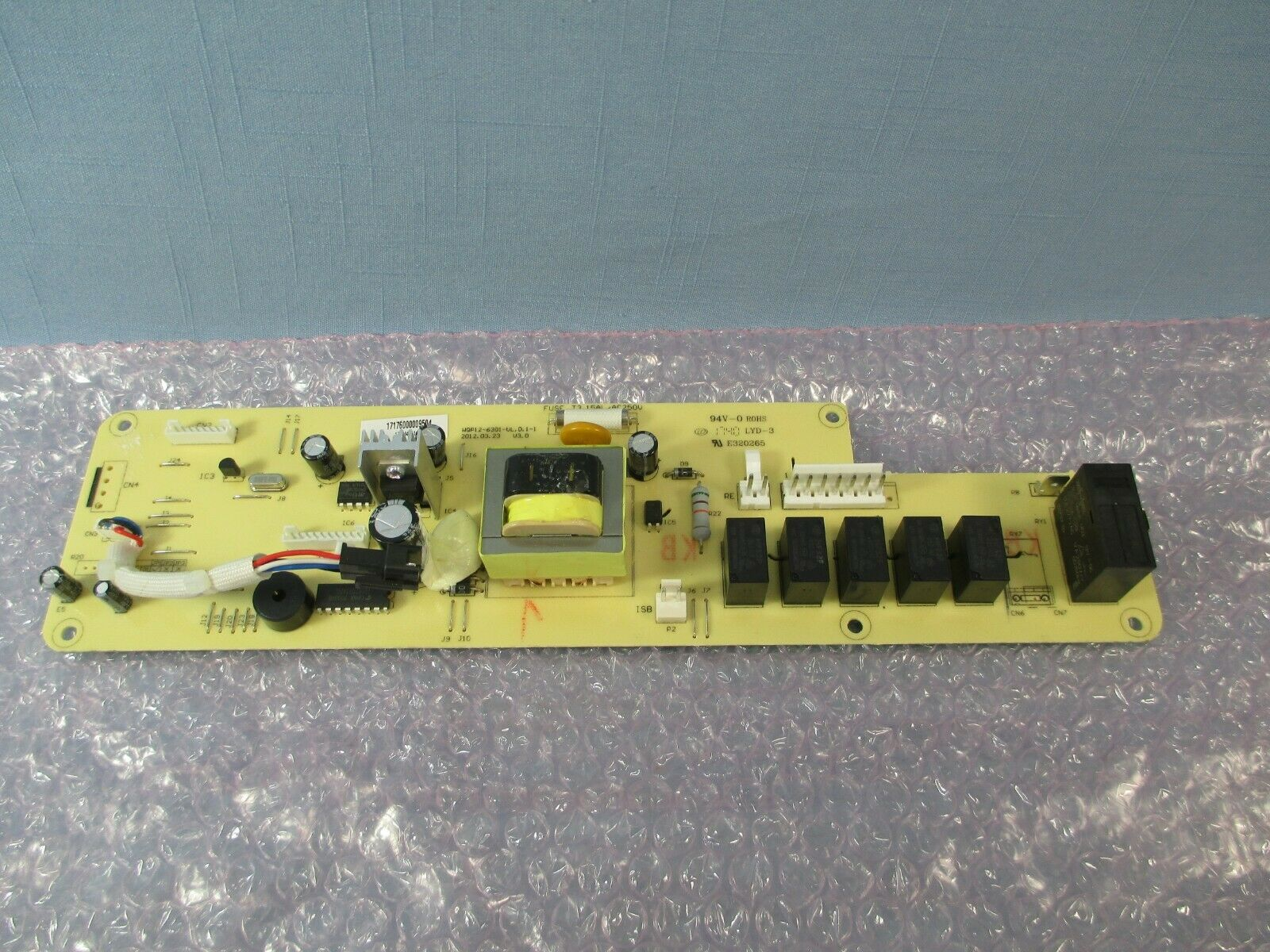 Genuine Frigidaire 5304475569 Dishwasher Electronic Control Board