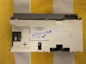 KITCHENAID DISHWASHER CONTROL BOARD  W10380685 free shipping