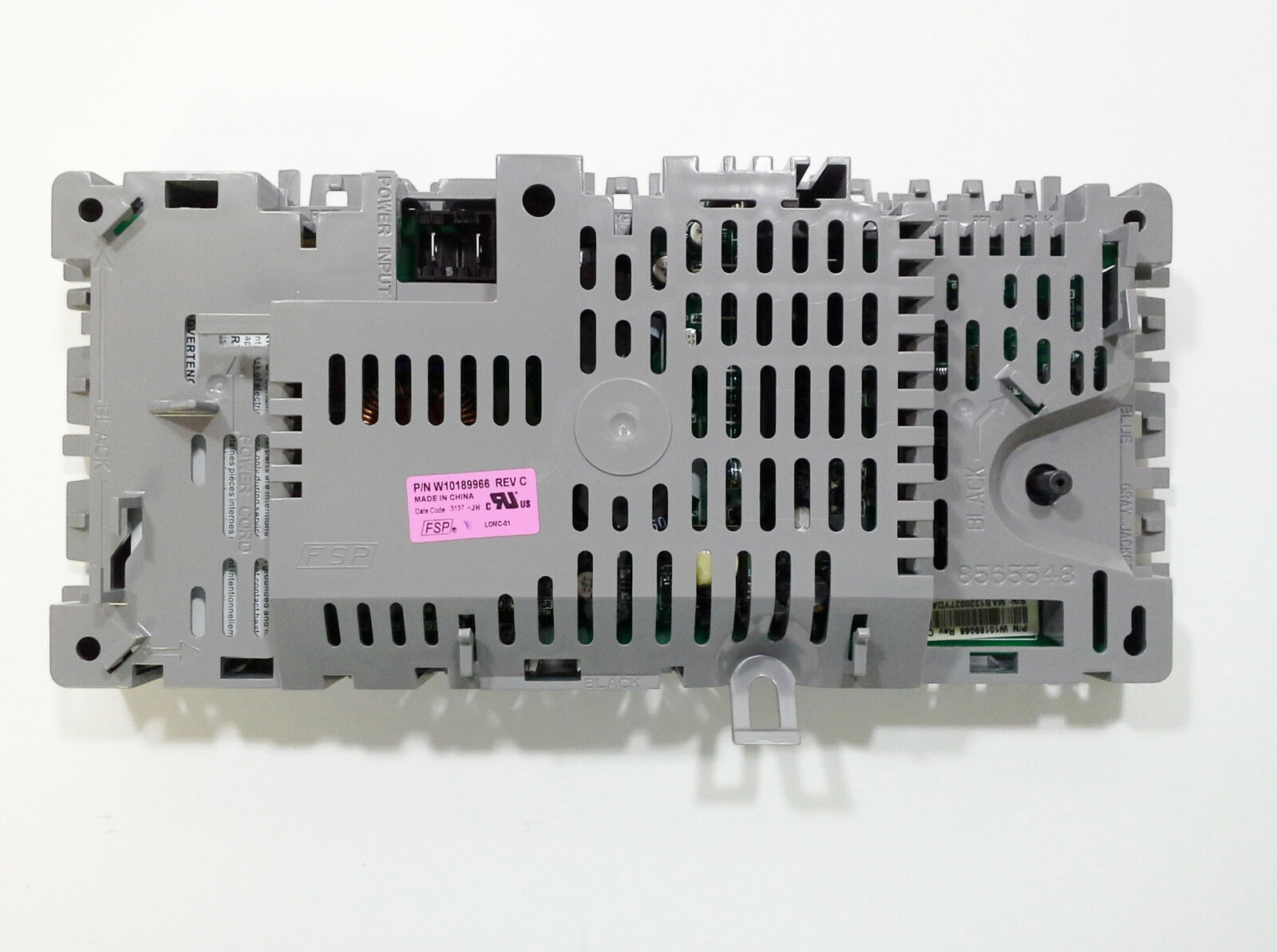Control Board # W10189966 / WPW10189966 for Whirlpool Washer