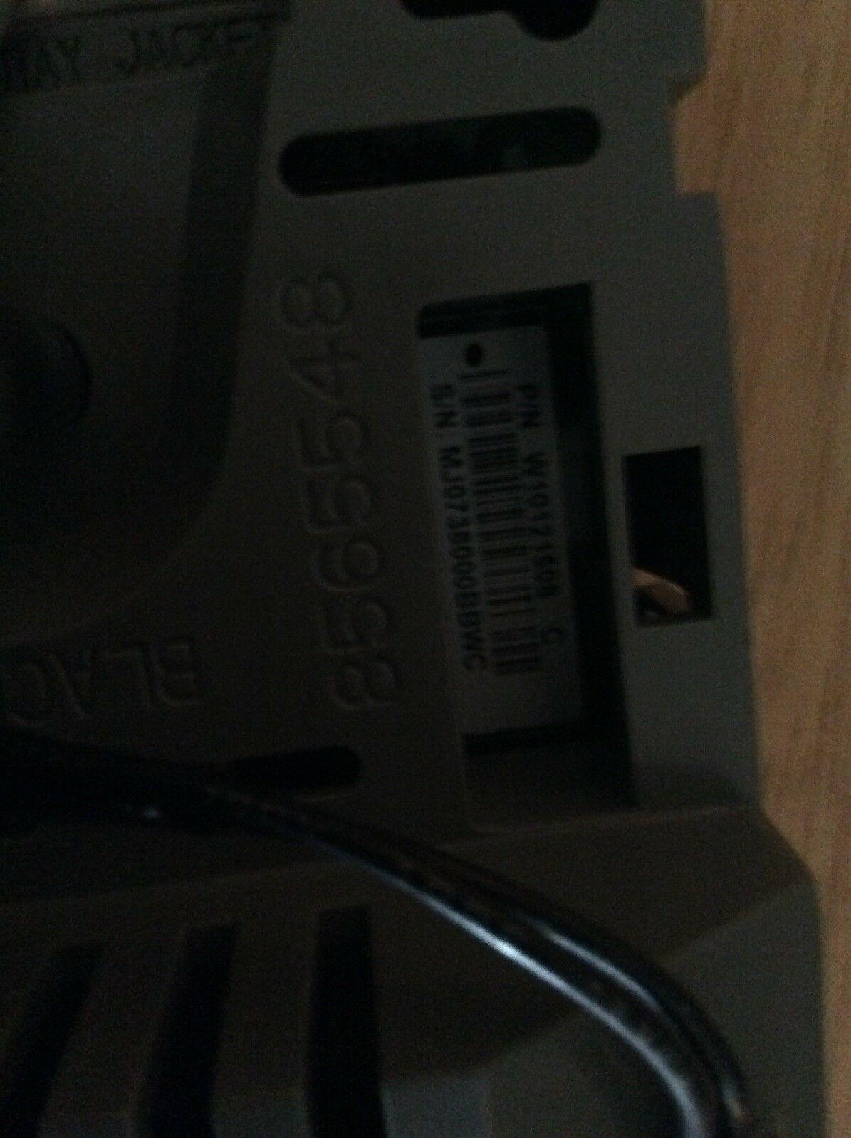 Electronic control board W10121508