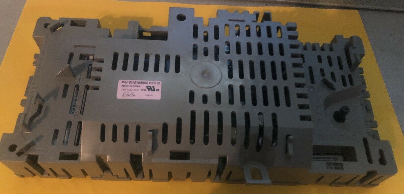 Whirlpool Kenmore Maytag W10189966 Washer Control Board WPW10189966