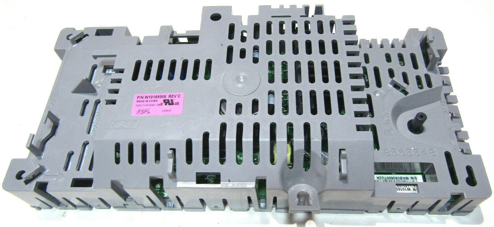 W10189966 Rev C WHIRLPOOL WASHER CONTROL BOARD OEM ***FREE 1 YEAR WARRANTY*** l4