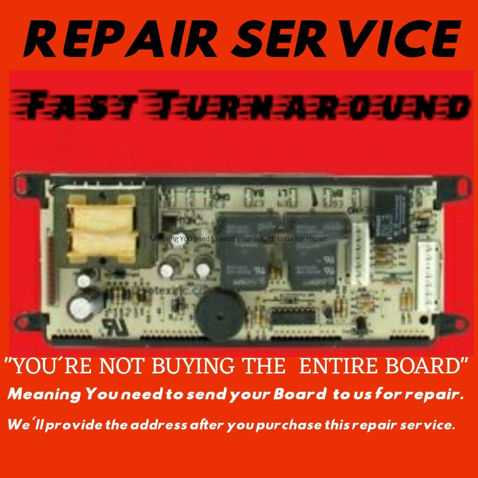 Repair Service Frigidaire Control Board W10174745 WPW10174745 WPW10174746 F-Code