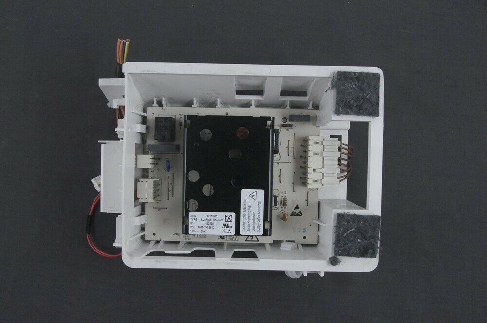 Motor Control Board - Part # W10192965, WPW10192965