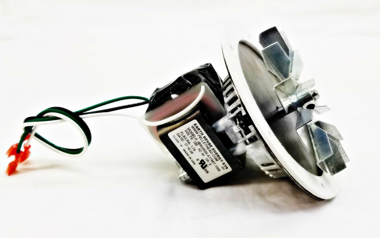 """Newport Bay 900 Avanti Stove Insert Motor Fan + 4 3/4"""" 250-00527 AMP-UNIVCOMBKIT"""