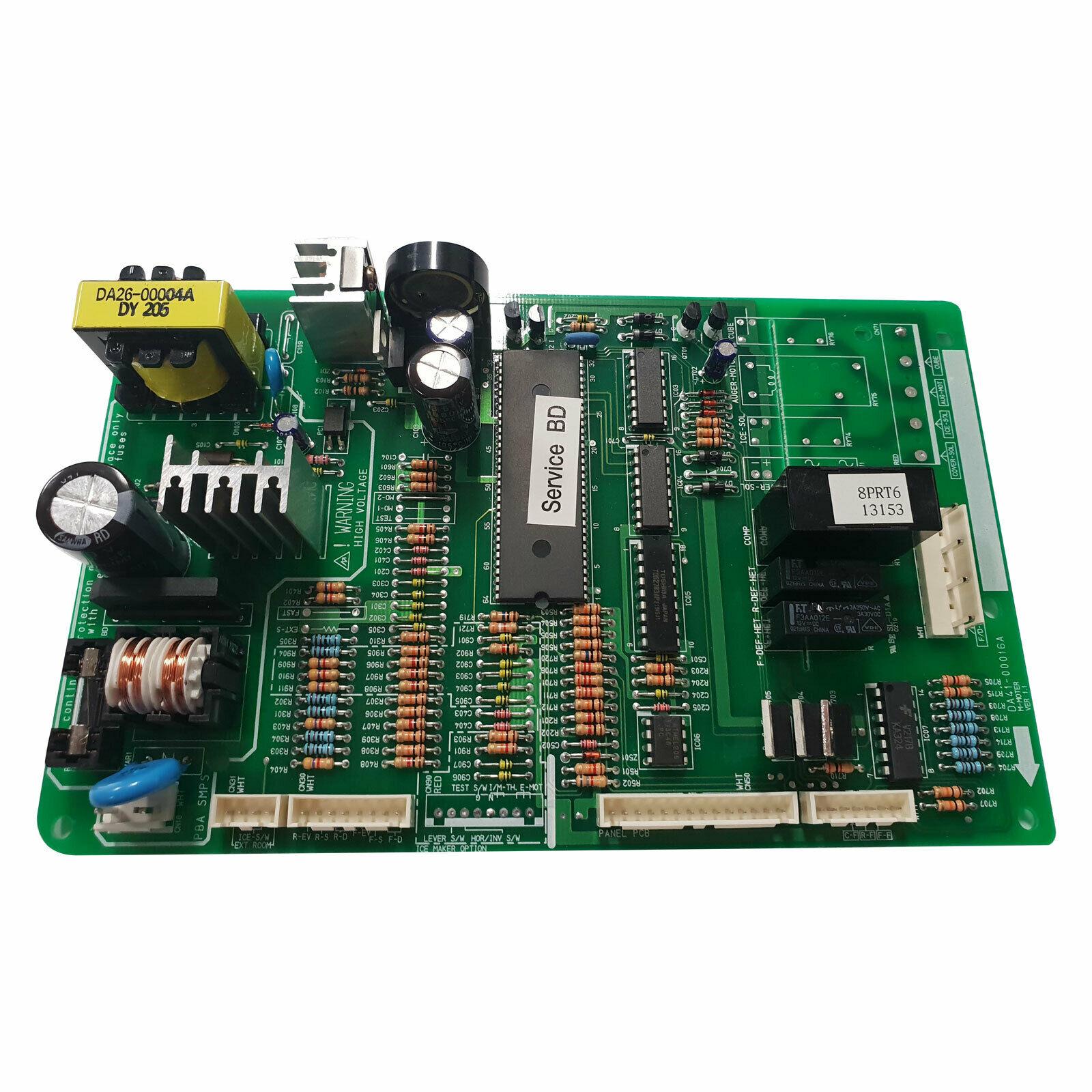 Samsung Fridge Freezer Main Control Board DA41-00024C SRS579NP SRS588BDW