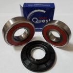 #3 LG Kenmore Washer PREMIUM NACHI Bearings & OEM Seal  MDS62058301 4280EN4001G