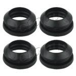 4 PackTub Seal Grommet Fits Whirlpool Kenmore Washer 383727 AP5983753 PS11723081