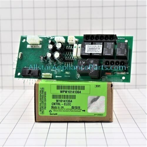 Whirlpool Ice Machine W10141364 Main Control Board
