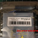 Control Board Repair Kit for W10174745 WPW10174745 WPW10174746 (F01 error)