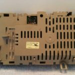 KENMORE, WHIRLPOOL WASHER CONTROL BOARD (WORKS??), W10104830, (P03L)