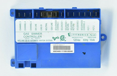 PRDS486GD Bosch Thermador Gas Simmer Controller Control Board