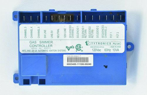GPS364GD Thermador Range Control Board