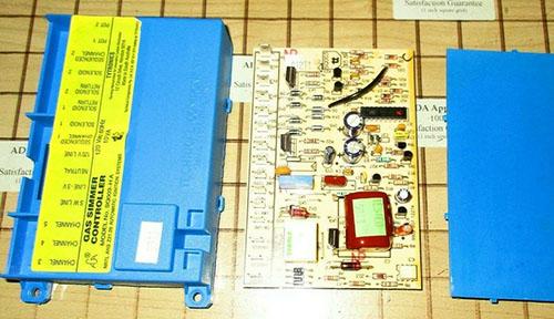 PRSE486GLS Bosch Thermador Oven Control Board