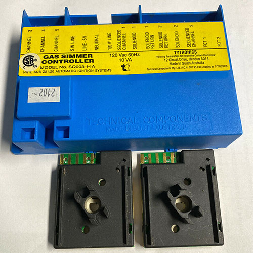 CGX365UB Bosch Thermador Gas Simmer Controller Control Board