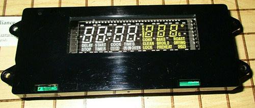 SC301T Thermador Range Control Board